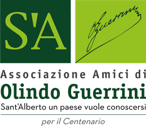 Amici di Olindo Guerrini