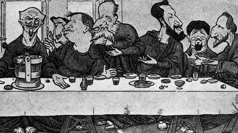 """Convegno """"Stecchetti, gli avanzi in tavola"""" e pranzo conviviale"""