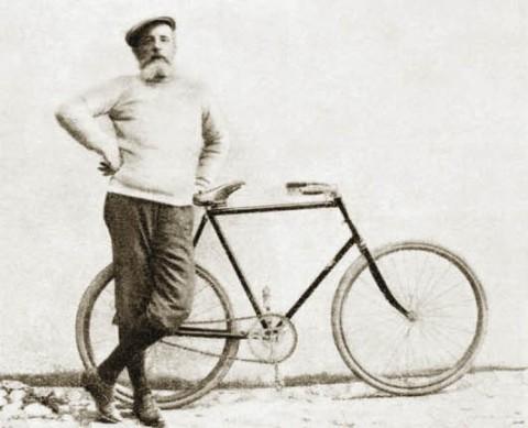 In bici da Sant'Alberto a Gaibola
