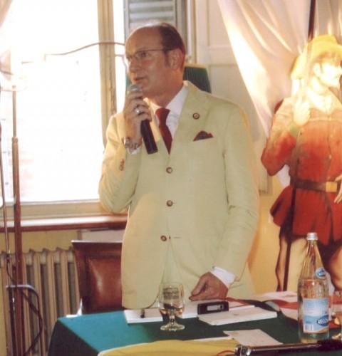 Olindo Guerrini e il Touring Club