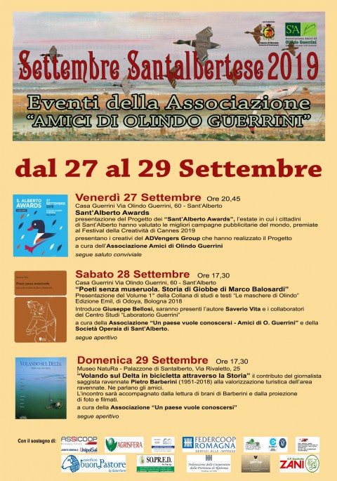 Un weekend di iniziative