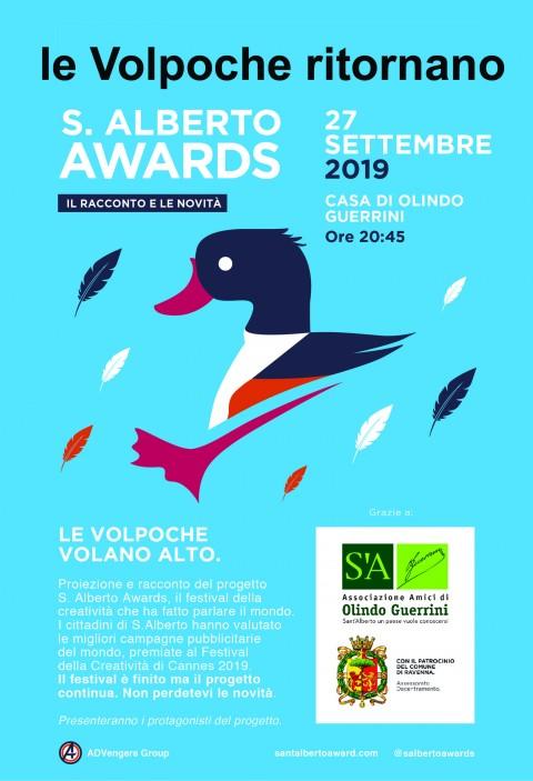 Ecco i Sant'Alberto Awards